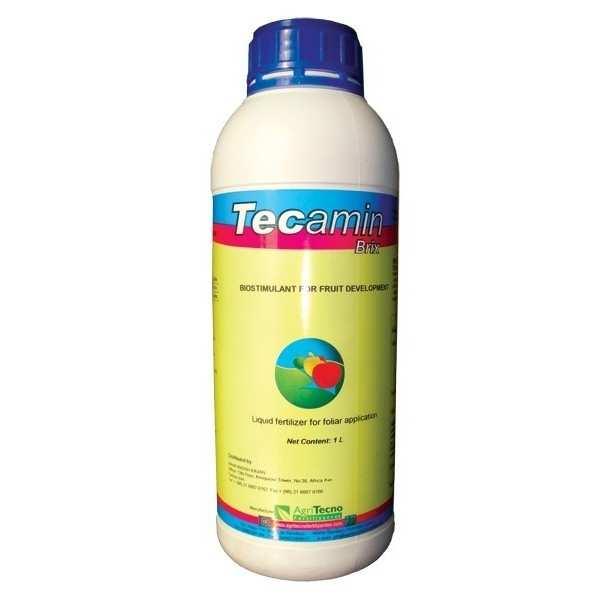 Biostimulator foliar TECAMIN BRIX, AgriTecno, 1 litru