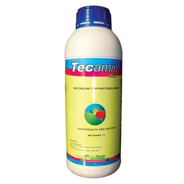 Biostimulator foliar TECAMIN BRIX, AgriTecno, 1 litru-Home