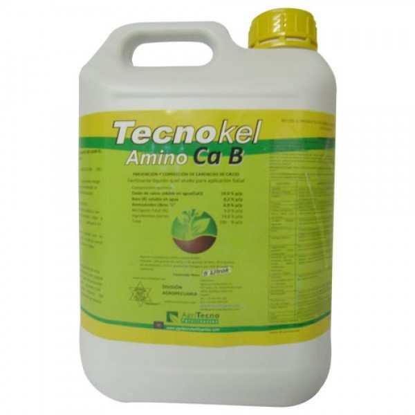 Biostimulator foliar TECNOKEL AMINO CaB, AgriTecno ,1 litru