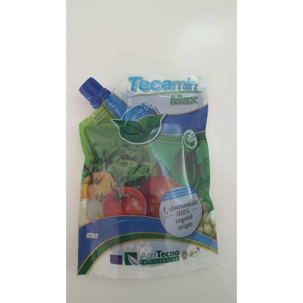 Biostimulator foliar TECAMIN MAX, AgriTecno, 0.25 litri